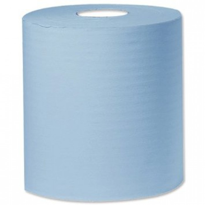 Flat Centrefeed blue – 2ply