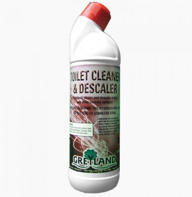 Greylands Acidic Toilet Cleaner  – 1 litre x 10 bottles