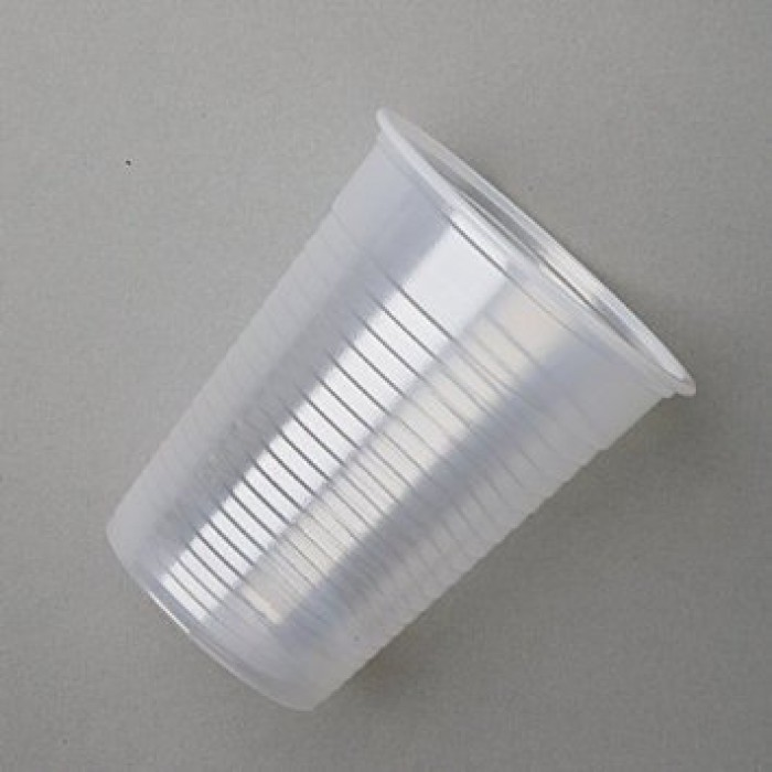 Clear Squat Cups Water – 7oz