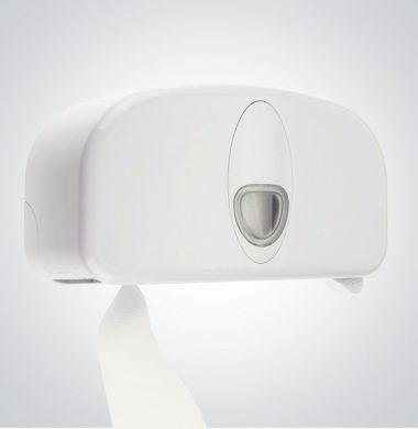 Versatwin Toilet Tissue Plastic Dispenser Blue