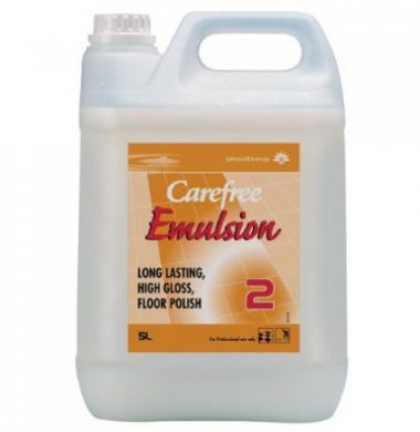 Carefree Emulsion Floor Polish – 5 litres