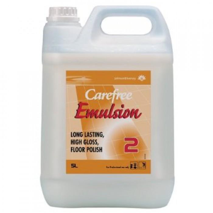 Carefree Emulsion Floor Polish – 5 litres