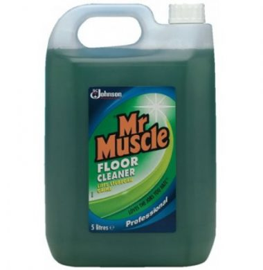 Mr Muscle Floor Cleaner  – 5 litres