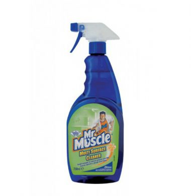 Mr Muscle Multi Surface Cleaner  – 750ml x 6 bottles