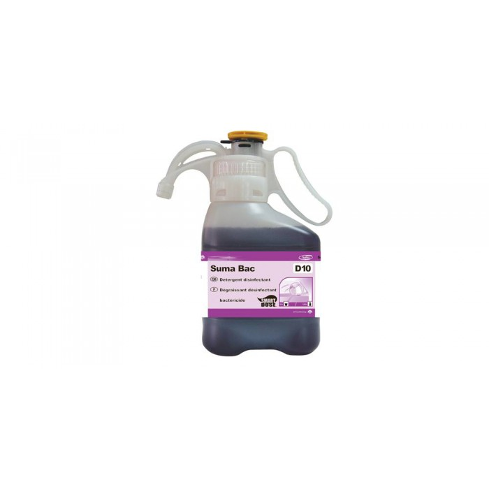 Suma Bac D10 Sanitiser  – 1.4 litres