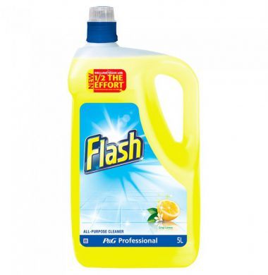 Flash Mutil Purpose Lemon – 5 litres