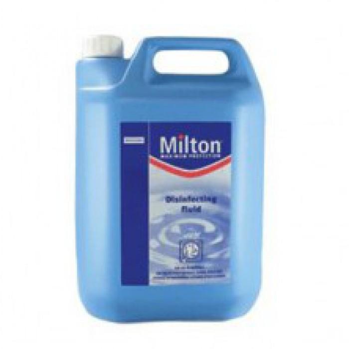 Milton Sterilising Fluid  – 5 litres