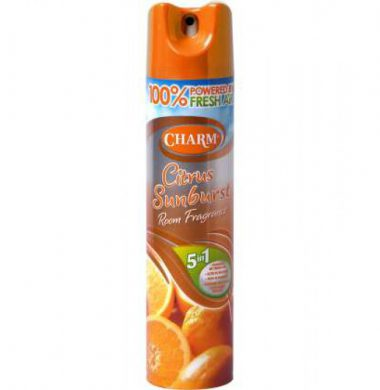 Charm Air Freshner Cotton Fresh – 300ml (12 per case)
