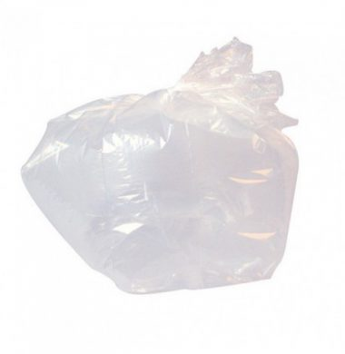Clear Recycled Sacks – 120g