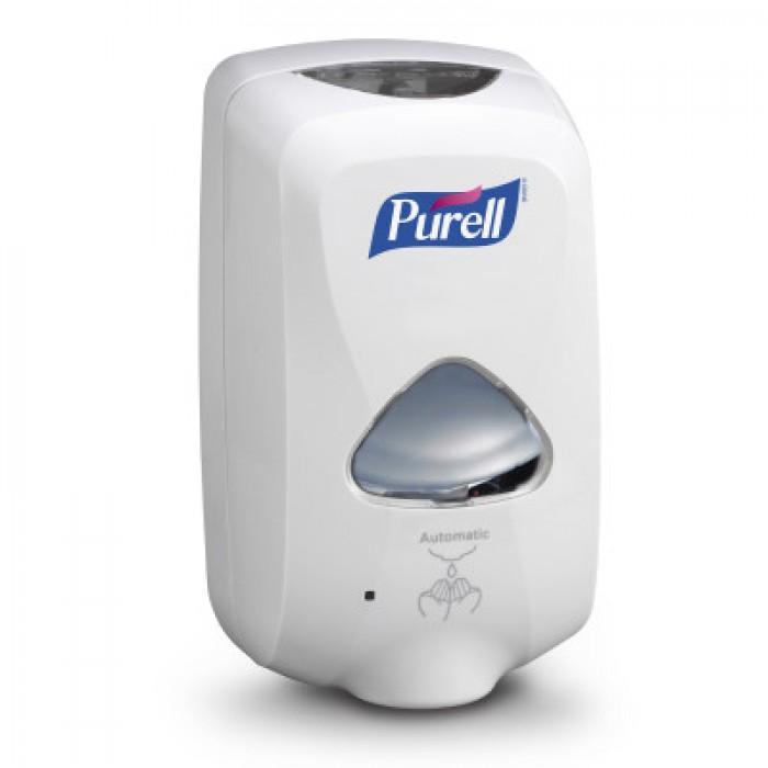 Gojo Purell TFX Touch Free Dispenser White