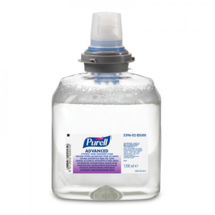 Gojo TFX Purell Hygenic Gel Rub – 1200ml