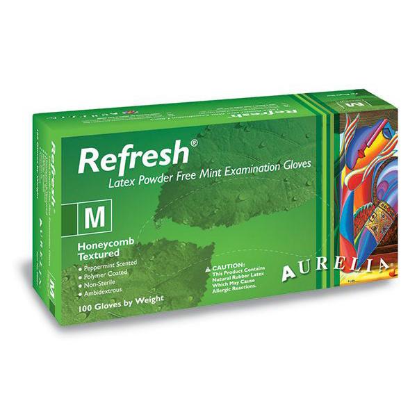 Aurelia Refresh Polymer Coated