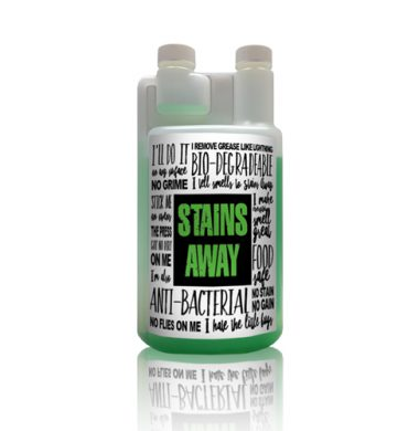 Stains Away 1 Litre (Powerful multi-purpose high concentrate cleaning solution)