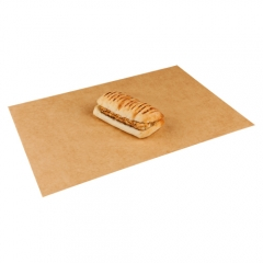 Kraft Greaseproof Paper