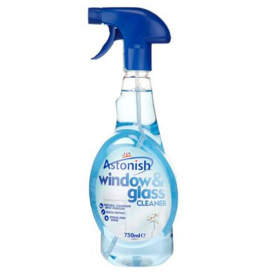Astonish Window and Glass Cleaner  – 750ml