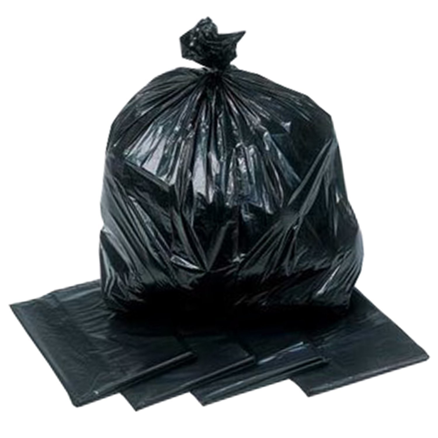 Refuse Sacks Black Heavy Duty  – 180g