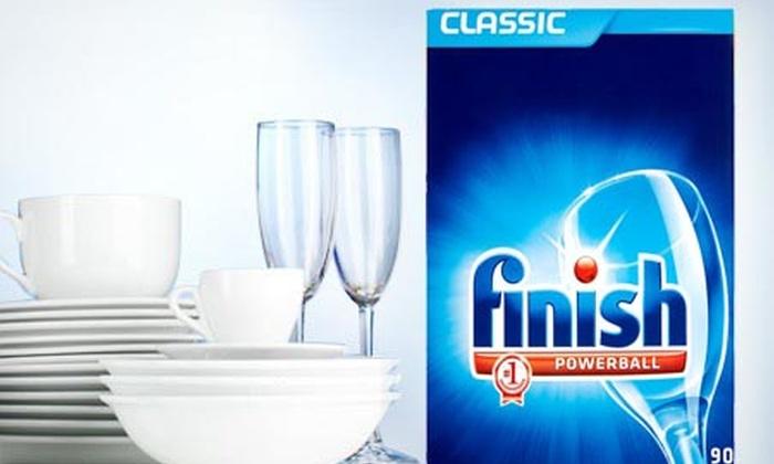 Finish Classic Powerball Dishwash Tables