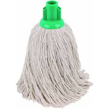 Socket Mop Head Green – 14oz