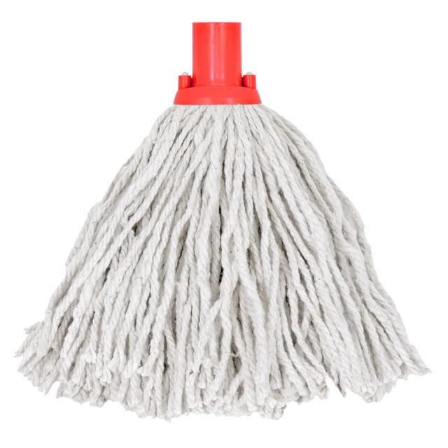 Socket Mop Head Red – 14oz
