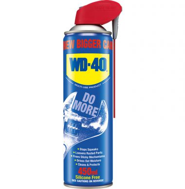 WD40  – 450ml – 1 bottle