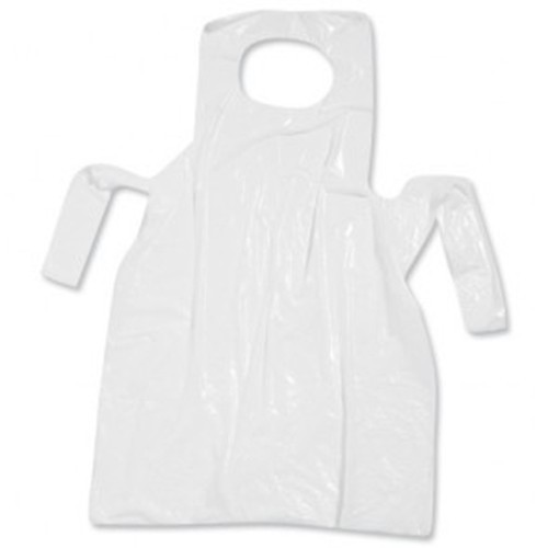 Aprons White Flat Pack