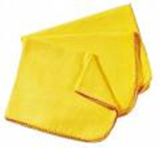 Yellow Dusters 50cm x 50cm